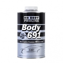 HB BODY PROLINE 691 Ultra Лак HS 2:1 SR, комплект